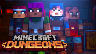 Minecraft: Dungeons - Official Announcement Trailer | Minecon 2018