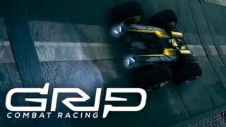 GRIP: Combat Racing - Official Splitscreen Trailer