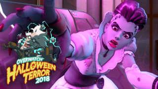 Overwatch - Halloween Terror 2018 Official Trailer   Seasonal Event
