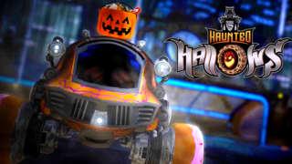 Rocket League - Haunted Hallows 2018 Official Trailer