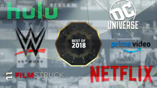 The 7 Best Entertainment Streaming Services In 2018