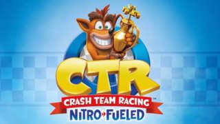 Crash Team Racing Nitro-Fueled Reveal Trailer   The Game Awards 2018