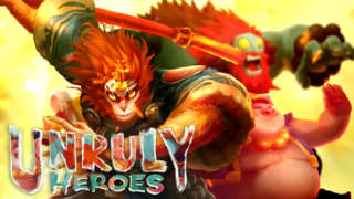 Unruly Heroes - Official Launch Trailer