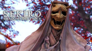 Sekiro: Shadows Die Twice - Corrupted Monk Official Trailer
