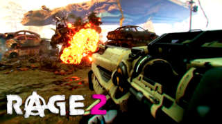 RAGE 2 - 9 Minutes Of Pre-Beta Official Gameplay Trailer