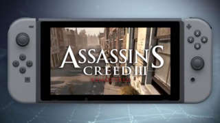 Assassin's Creed III Remastered - Nintendo Switch Official Announcement Trailer