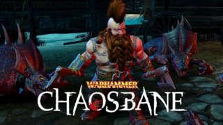 Warhammer Chaosbane - Dwarf Slayer Official Gameplay Trailer