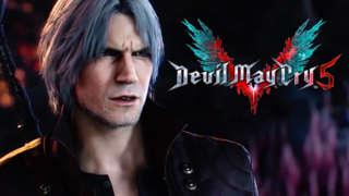 Devil May Cry 5 - Pre-Viz Live Action Cutscenes Official Trailer