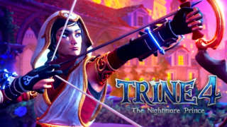 Trine 4: The Nightmare Prince - Official Announcement Trailer