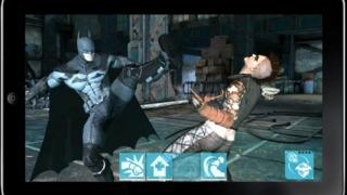 Batman: Arkham Origins takes flight onto mobile devices