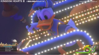 Kingdom Hearts III Gameplay Trailer from D23 Expo in Japan