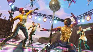 Fortnite: New Disco Domination LTM Full Match Gameplay