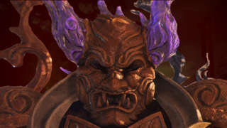 Nioh 2 Sukuna Boss Fight Gameplay