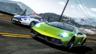 10 Minutes Of Need For Speed: Hot Pursuit Remastered Gameplay