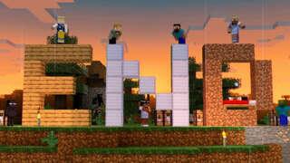 Super Smash Bros. Ultimate - Minecraft Steve Classic Mode Gameplay