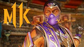 Mortal Kombat 11 Ultimate Rain Gameplay Trailer