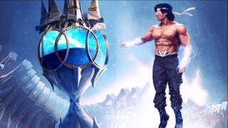 Rambo Story Ending - Mortal Kombat 11 Ultimate