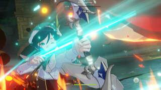 Genshin Impact Windblume Festival Gameplay