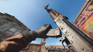 Evolution of the AK-47 in Call of Duty
