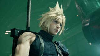 Final Fantasy 7 Remake PS5 Gameplay (4K Graphics Mode)