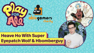 Heave Ho Chatshow With Super Eyepatch Wolf and Hbomberguy