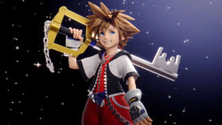 Super Smash Bros. Ultimate Sora Reveal Trailer