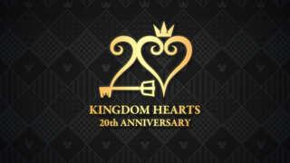Kingdom Hearts 20th Anniversary Trailer