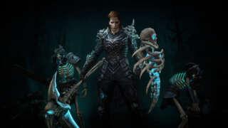 Diablo Immortal Necromancer Trailer