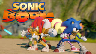 Sonic Boom - Announcement Trailer
