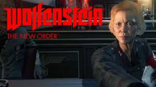 Wolfenstein: The New Order - Train to Berlin Gameplay