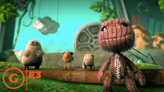 E3 2014: LittleBigPlanet 3 Announcement Trailer