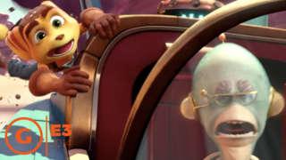 E3 2014: Ratchet & Clank Film Trailer