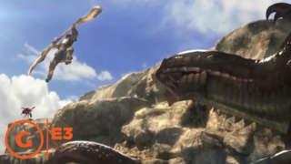 E3 2014: Monster Hunter 4 Ultimate Trailer