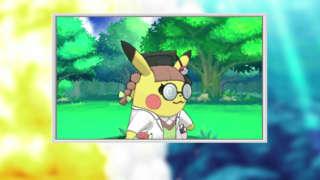Pokemon Alpha Sapphire/Omega Ruby - Mega-Evolved Trailer