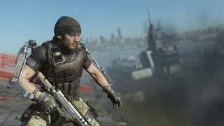 Call of Duty: Advanced Warfare - Collapse Gameplay Gamescom 2014