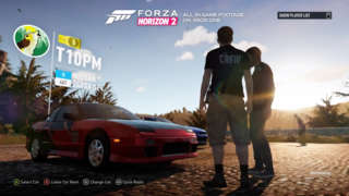Forza Horizon 2 - Driving Social Gamescom 2014 Trailer