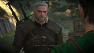 The Witcher 3: Wild Hunt - Downwarren Gameplay Gamescom 2014