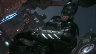 Batman: Arkham Knight - Officer Down PS4 Gameplay