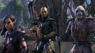 The Elder Scrolls Online: Tamriel Unlimited - Play with Friends Trailer