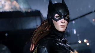 Batman: Arkham Knight - Batgirl Trailer