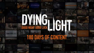 Dying Light - Future Content Reveal Trailer
