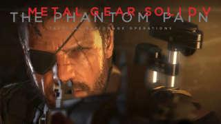 Metal Gear Solid V: The Phantom Pain - Gamescom 2015 Trailer