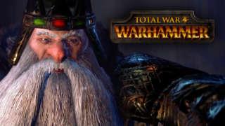 Total War: WARHAMMER - High King Thorgrim Grudgebearer Cinematic Trailer