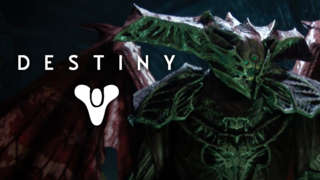 Destiny - The Taken King Cinematic Trailer