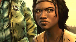 The Walking Dead: Michonne - In Too Deep Launch Trailer