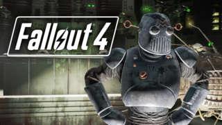 Fallout 4 - Automatron Trailer
