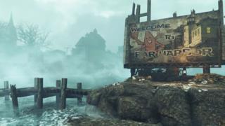 Fallout 4 - Far Harbor Expansion Trailer