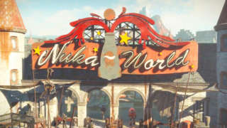Fallout 4 - Nuka-World DLC Gameplay Trailer