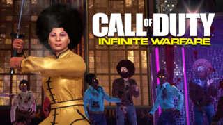Call of Duty: Infinite Warfare Continuum DLC - Shaolin Shuffle Trailer