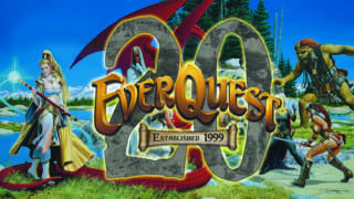 Everquest 20th Anniversary Trailer